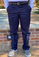 Elder Manufacturing Co Boys Flat Front Pants Husky 26-40