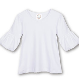 Blanks Boutique Girls 3/4 Bubble Sleeve Tunic