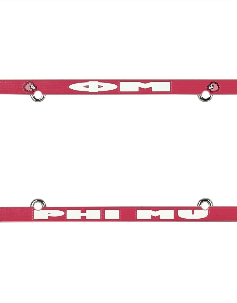 Alexandra & Company License Plate Frame