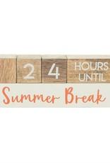Mud-Pie Teacher Break Countdown Blocks