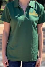 Devon & Jones CrownLux Ladies Performance Polo Southeastern Green M