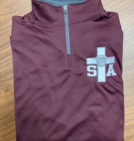 Badger Sport STA Pullover w/ Logo