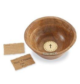 Mud-Pie Prayer Bowl