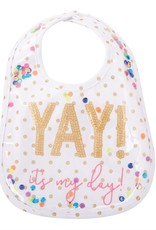 Mud-Pie Laminated Bib