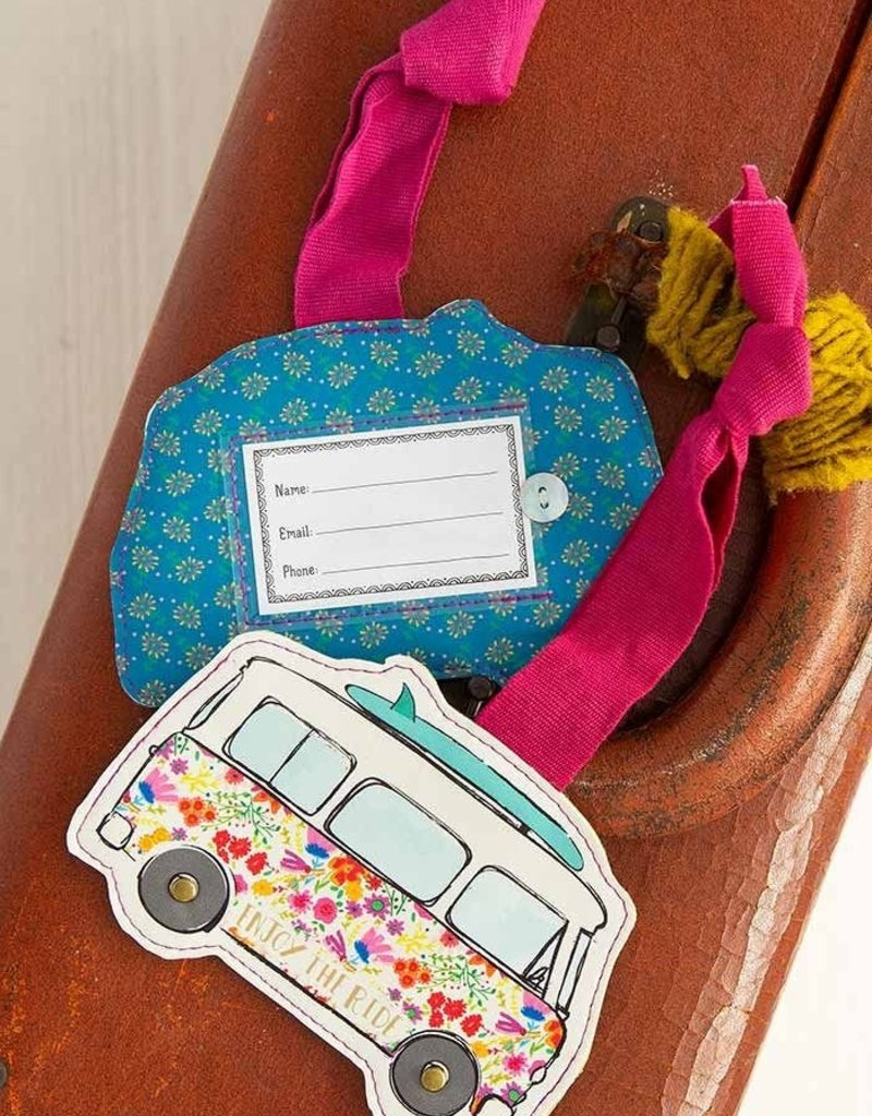 Natural Life Luggage Tag
