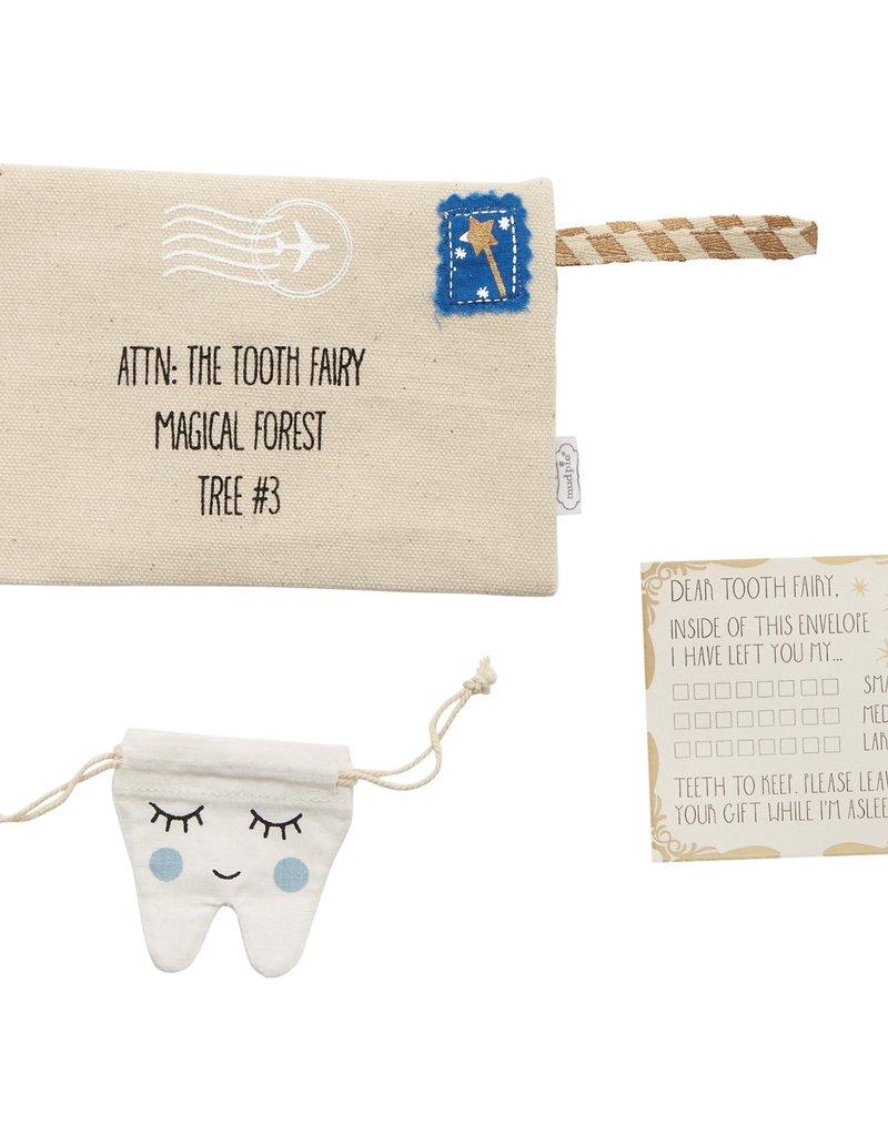 Mud-Pie Tooth Fairy Envelope