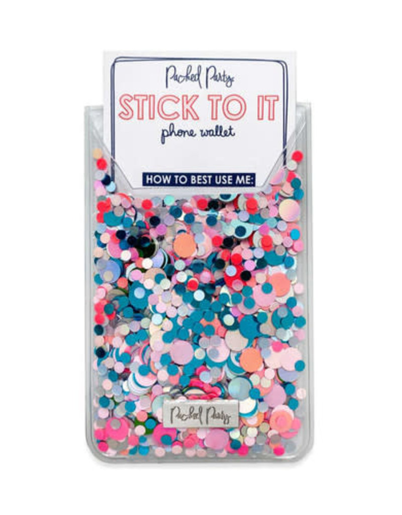 Packed Party Sugar Rush Phone Card Holder
