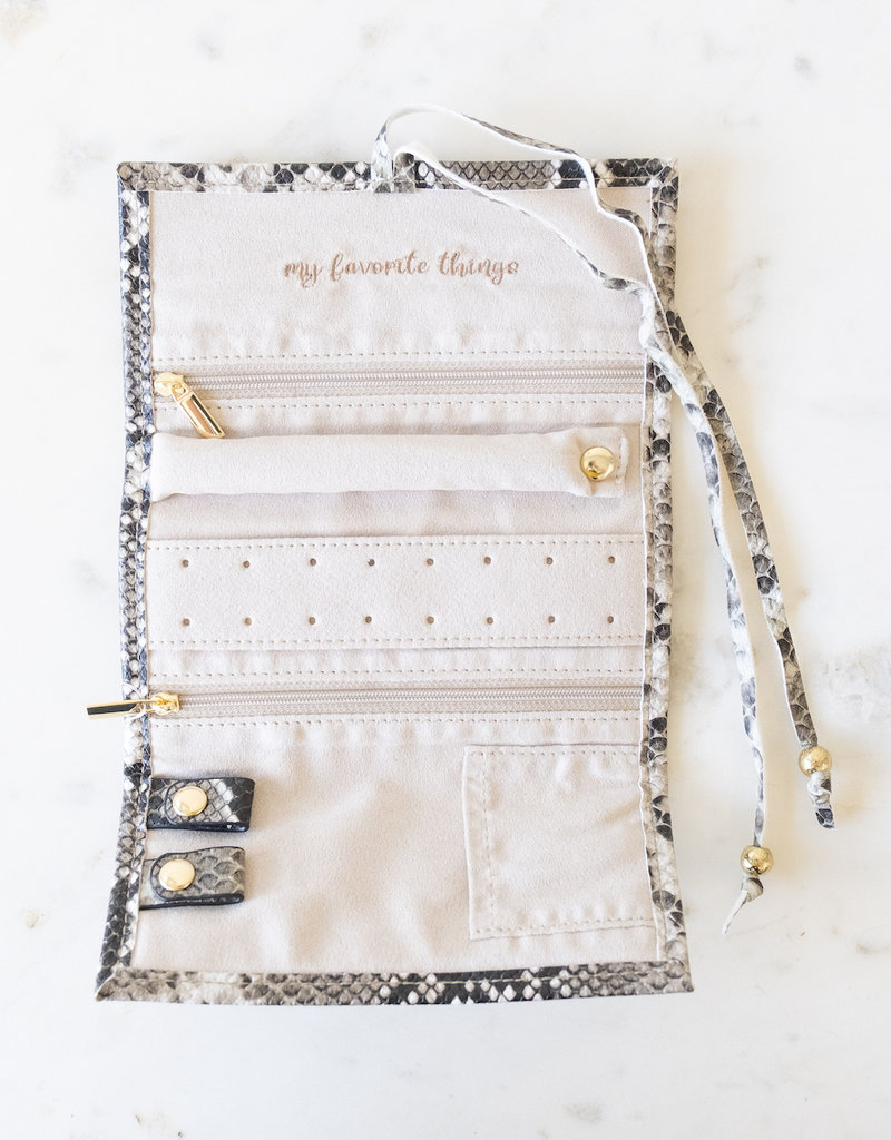 The Royal Standard How I Roll Jewelry Organizer