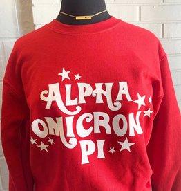 Gildan Greek Groovy Sweatshirt