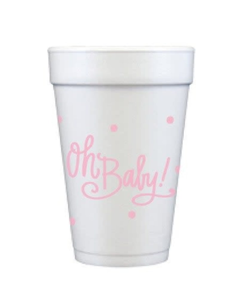 Natalie Chang Foam Cup