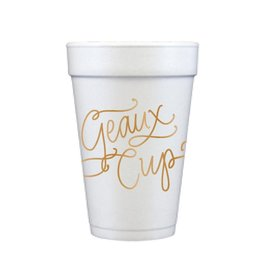 Natalie Chang Foam Cup