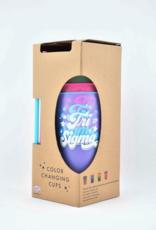 Sorority Shop Color Changing Cup Set