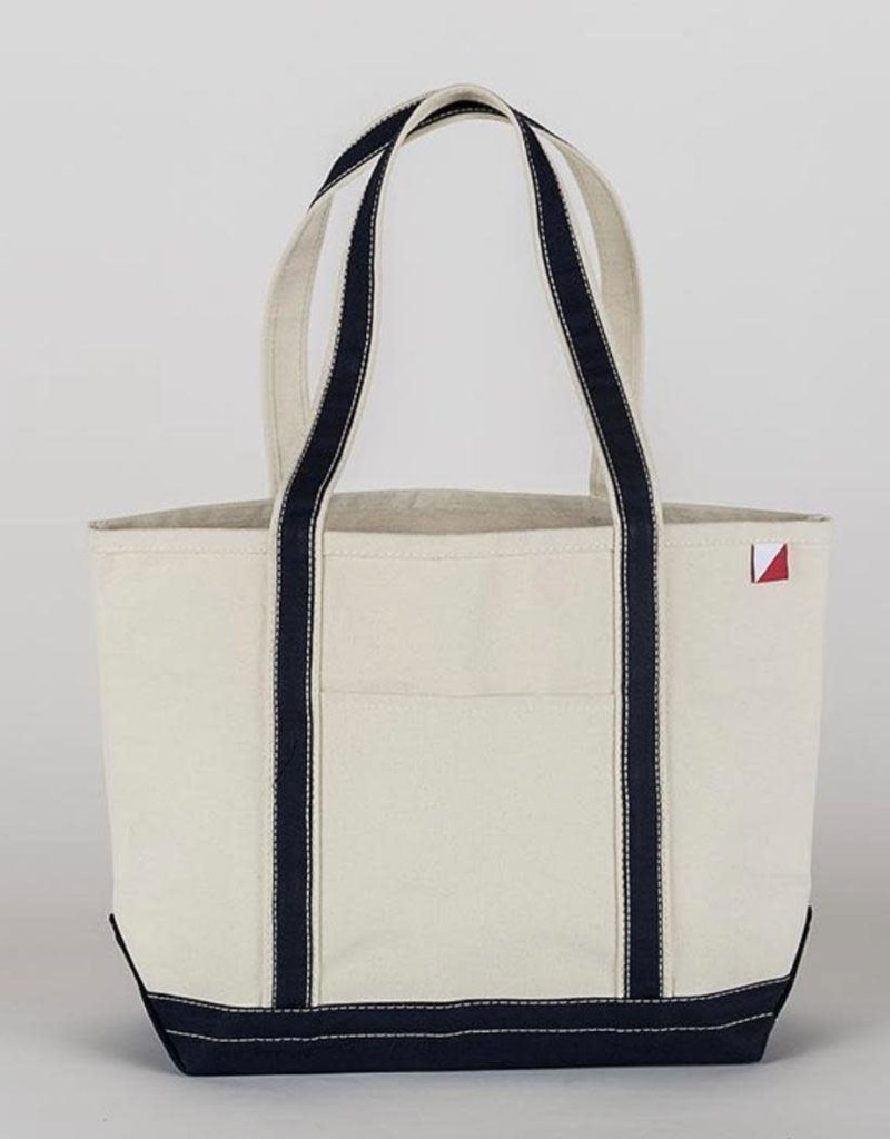 Shore Bags Classic Boat Tote w/ Embroidery