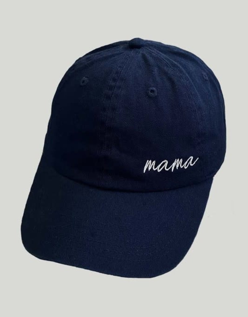 Embroidered Fashion Cap