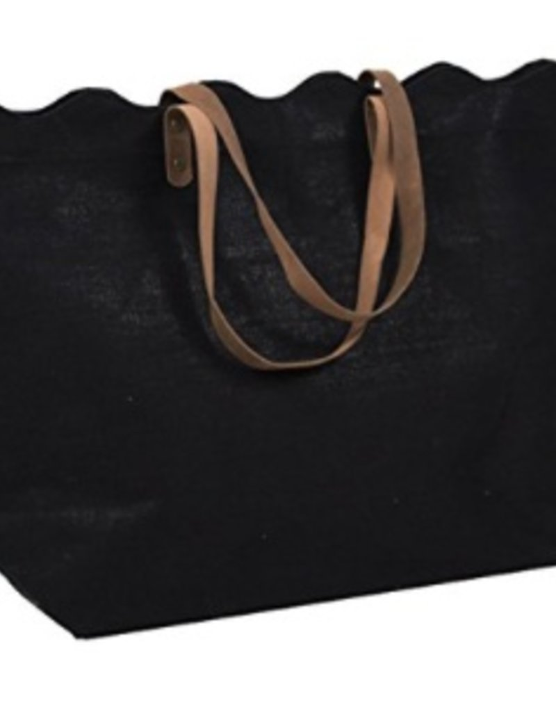 The Royal Standard Scallop Juco Tote