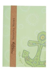 Alexandra & Company Mascot Notepad