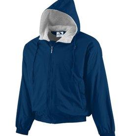 Augusta Youth Hooded Nylon Jacket