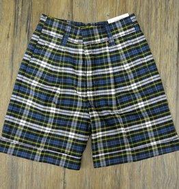 Elder Manufacturing Co Shorts 7 1/2+ Plaid