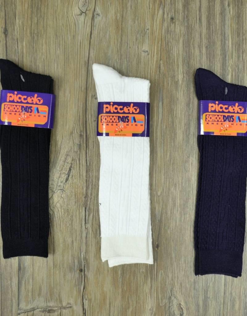 Piccolo Hosiery Knee High Socks