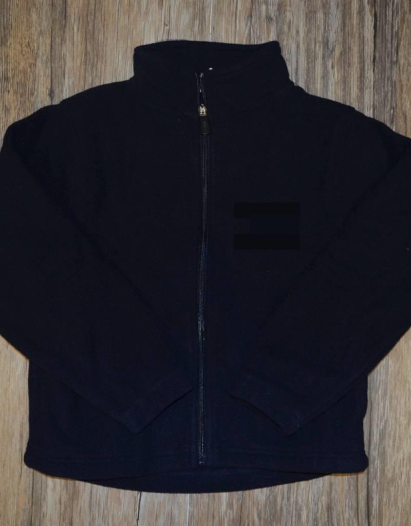 Elder Manufacturing Co Full Zip Fleece Jacket
