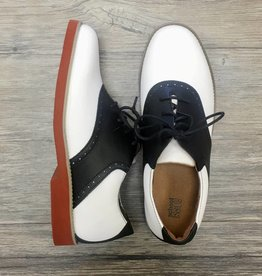 School Issue Upper Class Oxford Shoe