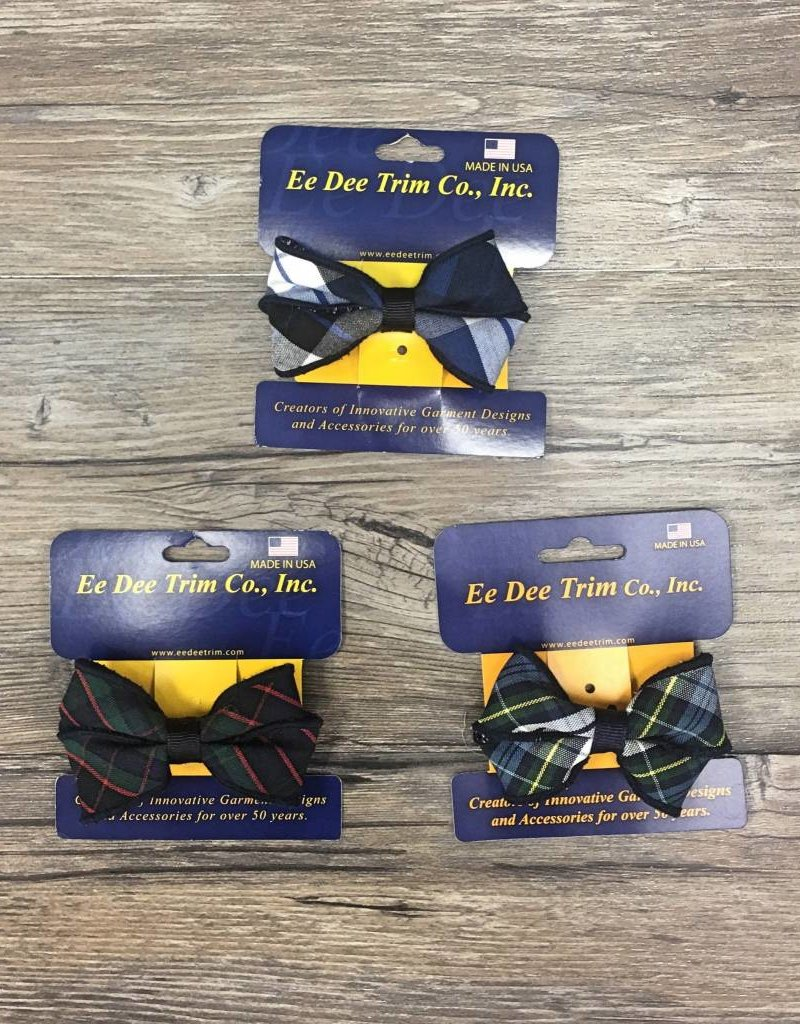 Ee Dee Trim Co., Inc. Plaid Hair Bow