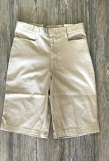 K-12 Girls Bermuda Shorts Slim 7-16 Khaki