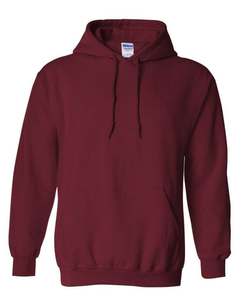 Gildan Hooded Sweatshirt Adult