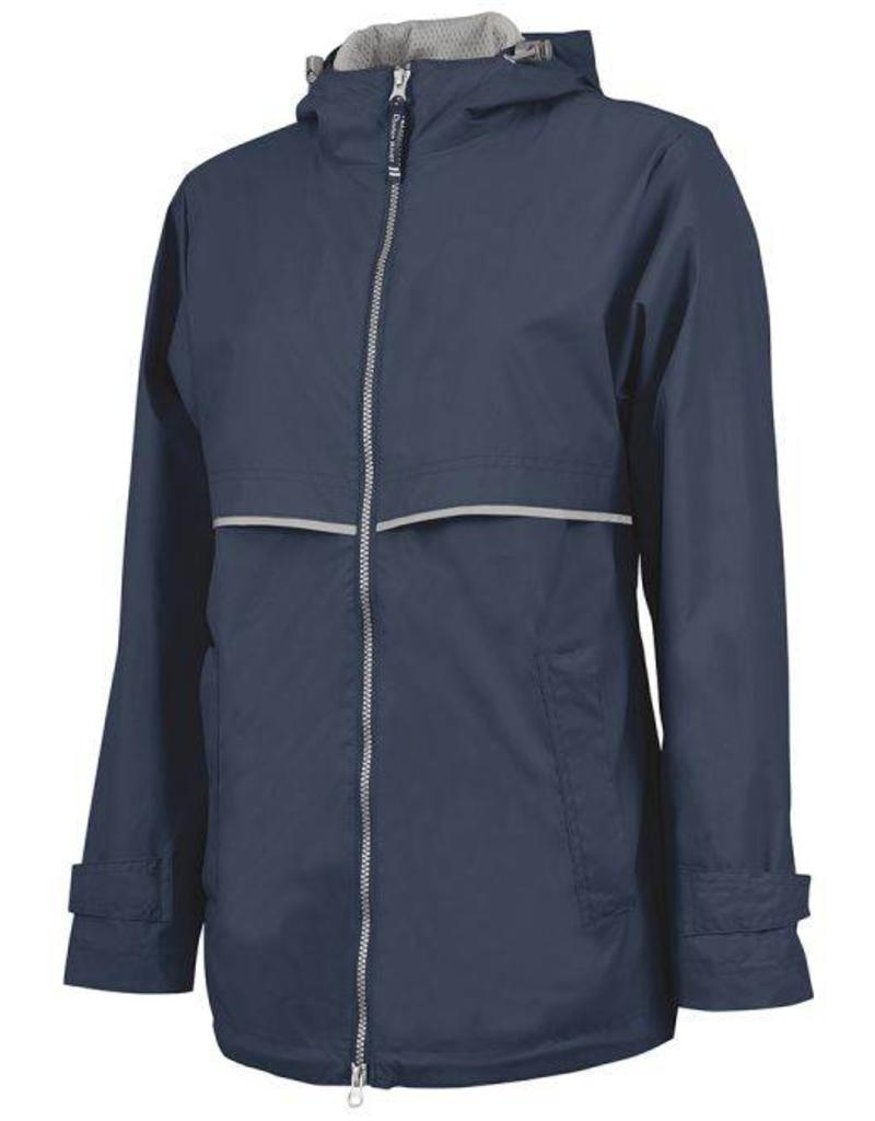 Charles River Women's New Englander Rain Jacket