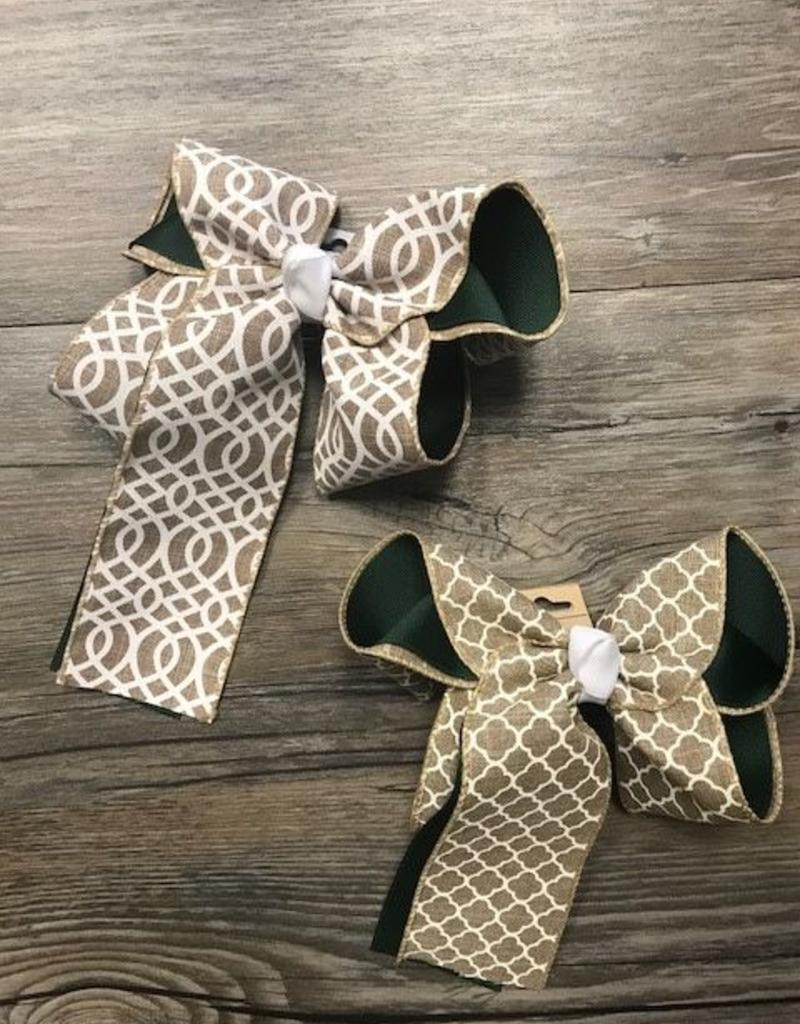 Erin Pott's Bows Large Double Hair Bow