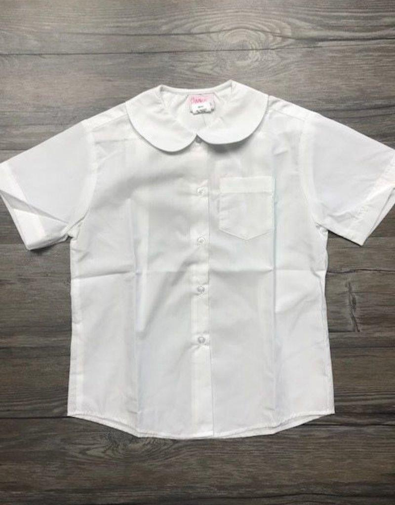Tulane Shirts, Inc. S/S Ladies Peter Pan