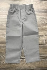 Elder Manufacturing Co Gray/Navy Pull-On Pants