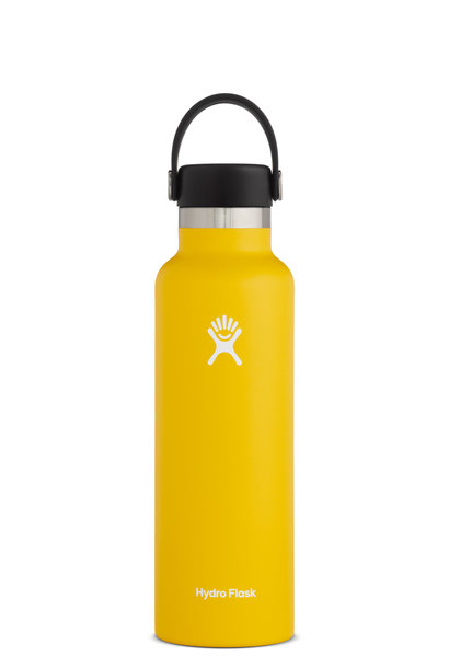 Hydro Flask 21oz Standard Mouth with Standard Flex Cap