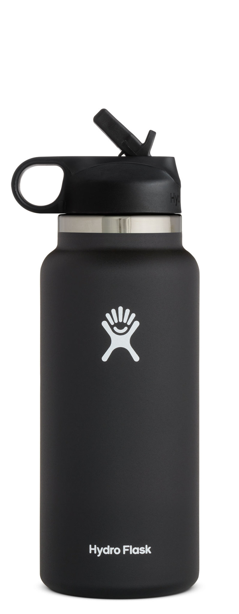 Hydro Flask 32oz Wide Mouth with Straw Lid-3