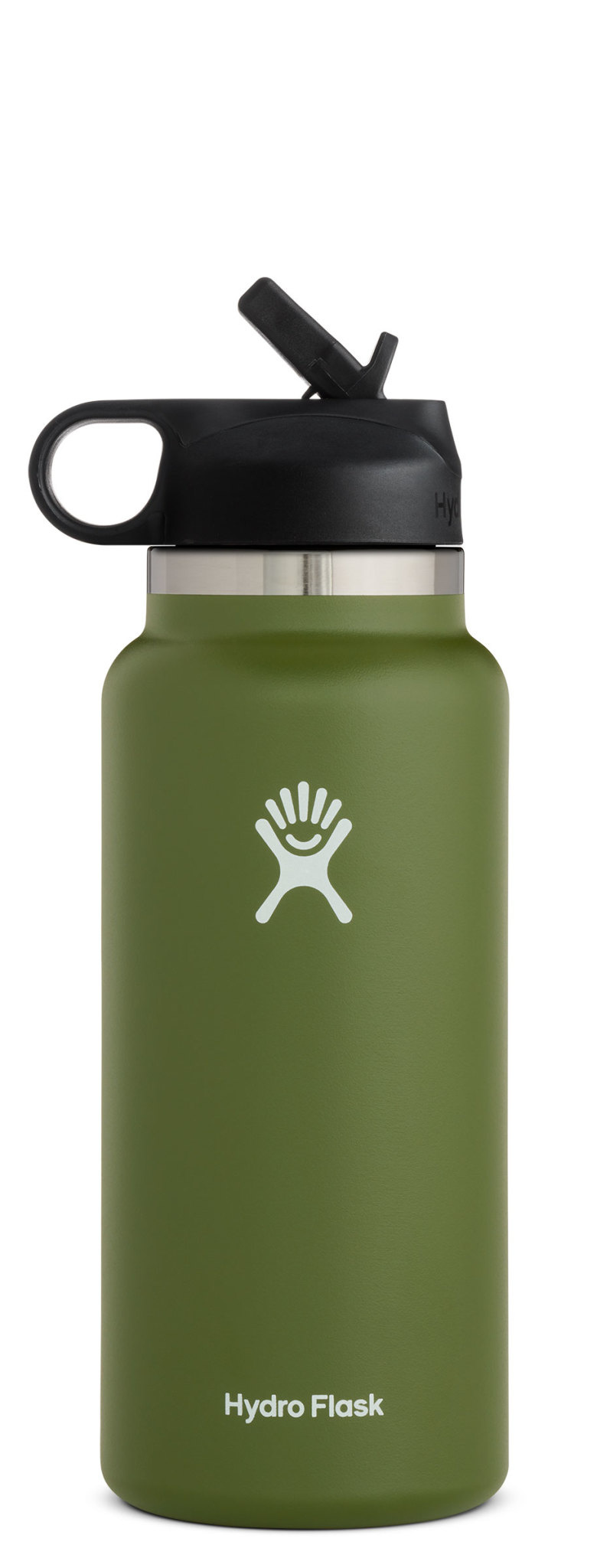 Hydro Flask 32oz Wide Mouth with Straw Lid-5