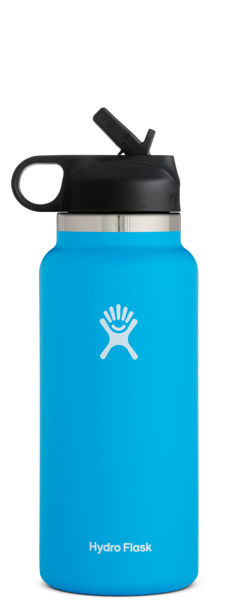 Hydro Flask 32oz Wide Mouth with Straw Lid-4