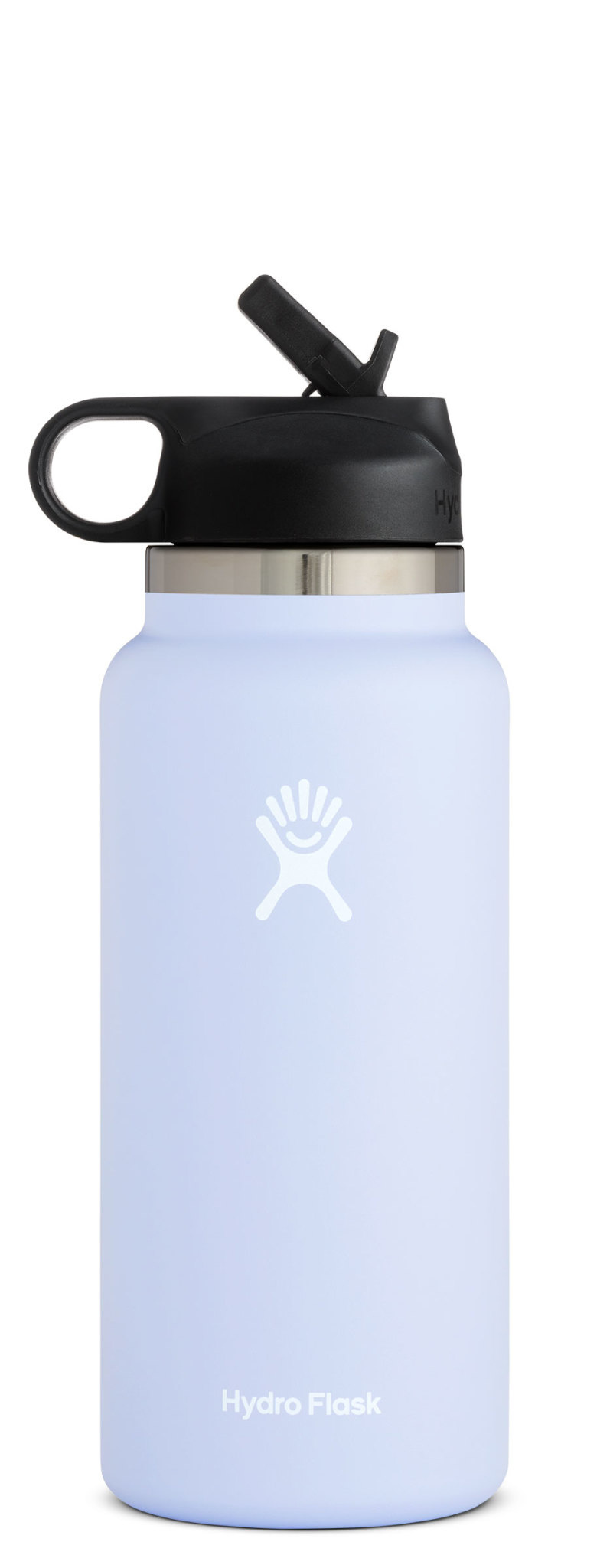 Hydro Flask 32oz Wide Mouth with Straw Lid-1