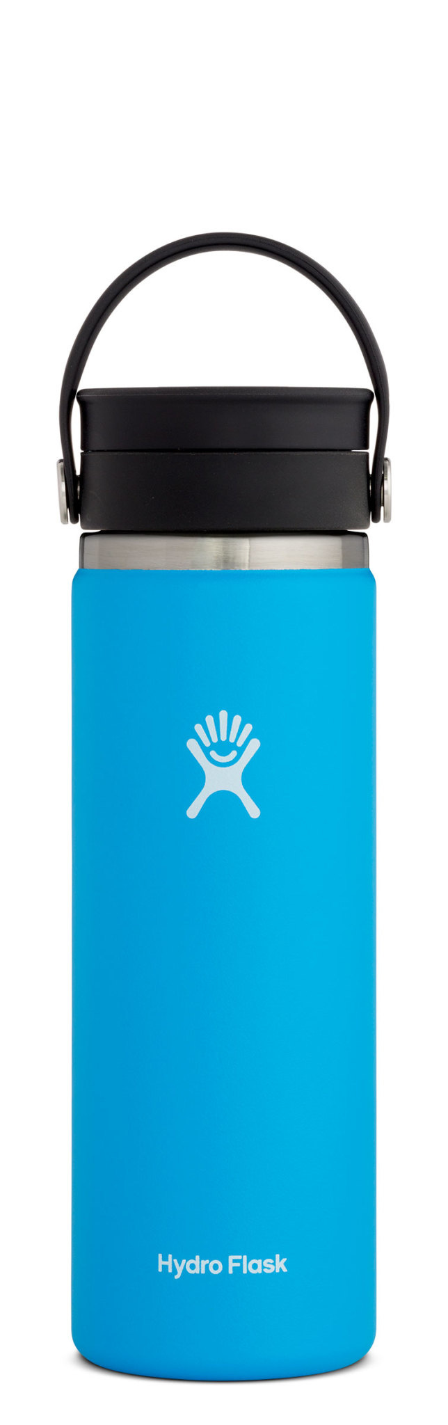 Hydro Flask 20oz Wide Mouth with Flex Sip Lid-4