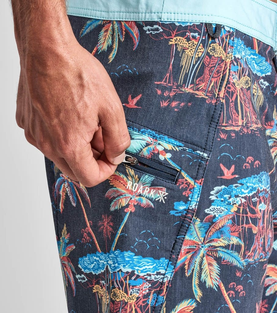 Roark Savage Swim Trunks-5