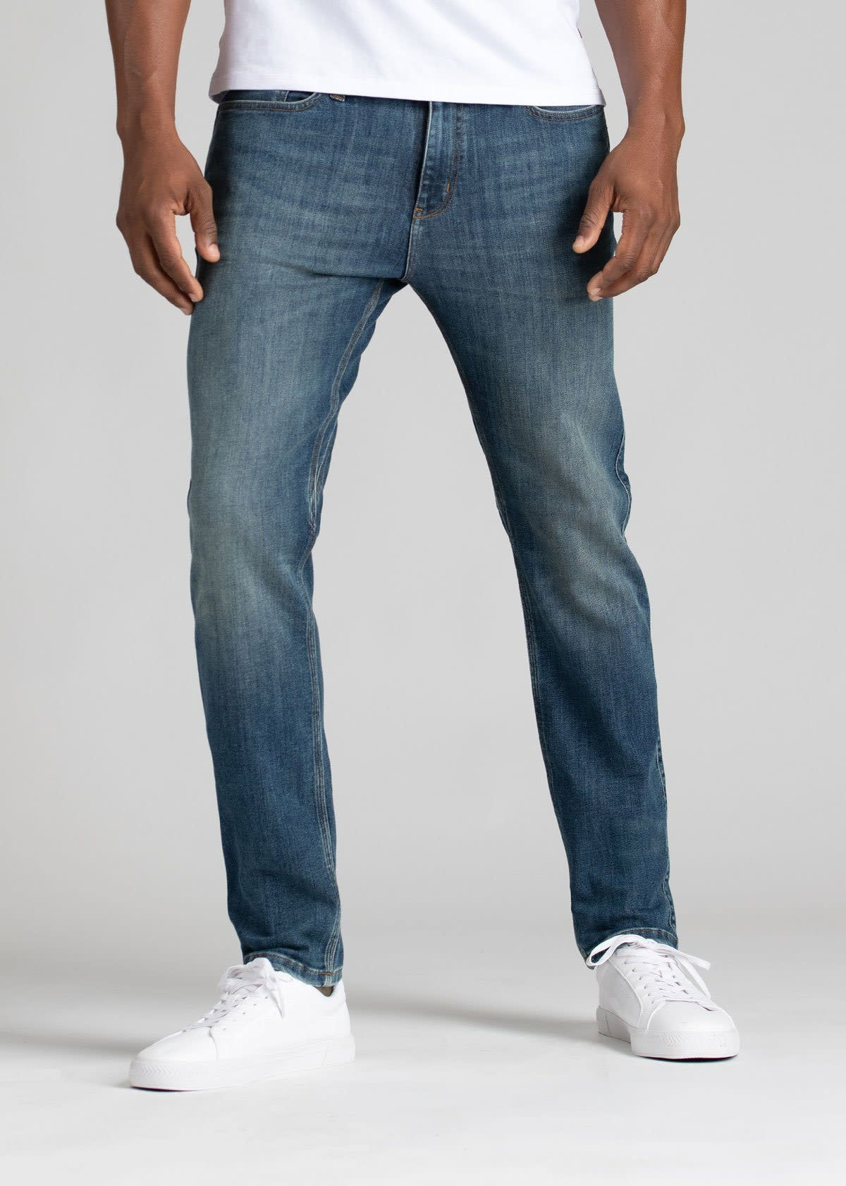 DUER Performance Denim Slim-1