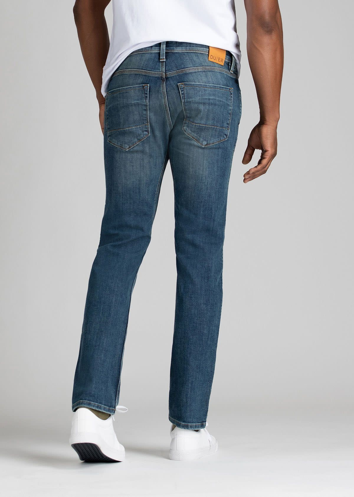 DUER Performance Denim Slim-2