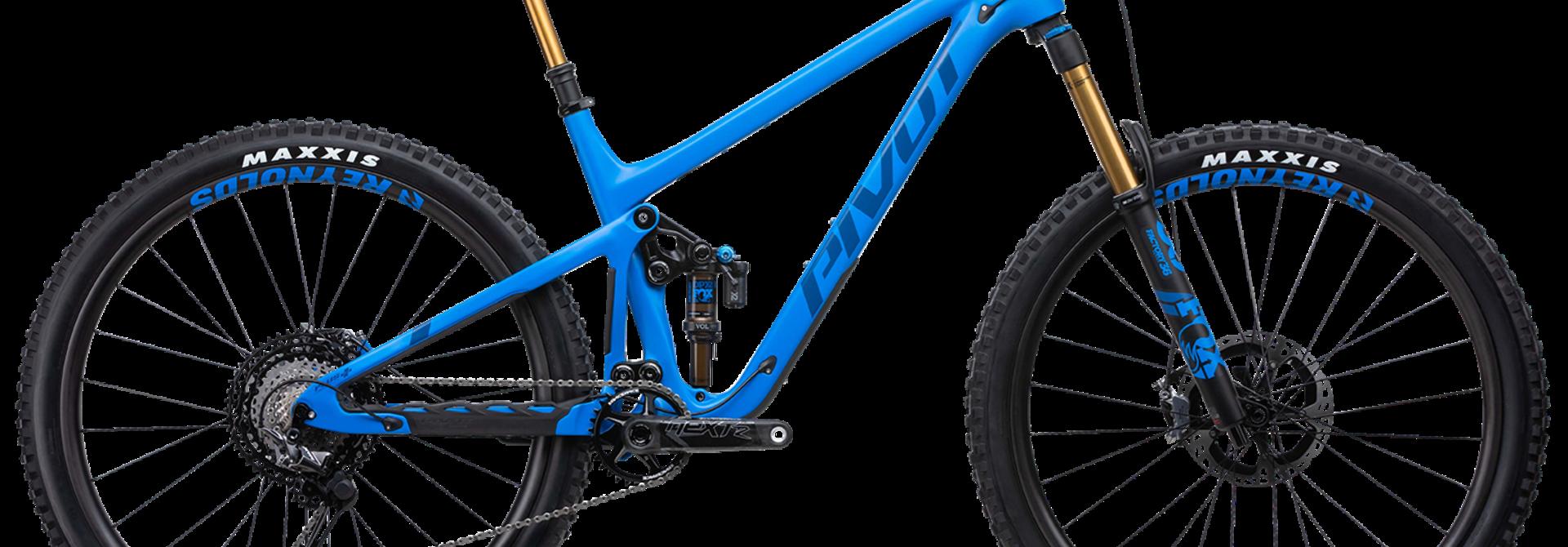 Pivot Switchblade - Horizon Blue