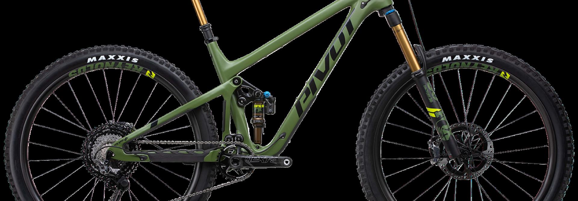 Pivot Switchblade - Treeline Green