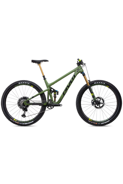 Pivot Switchblade - Treeline Green