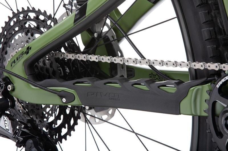 Pivot Switchblade - Treeline Green-2