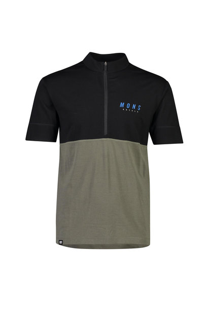 Mons Royale Men's Cadence Half Zip