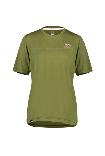 Mons Royale Women's Tarn Freeride Tee