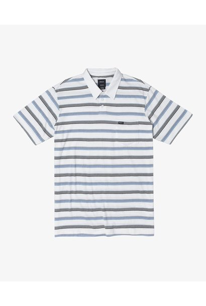 RVCA Merced Polo Shirt