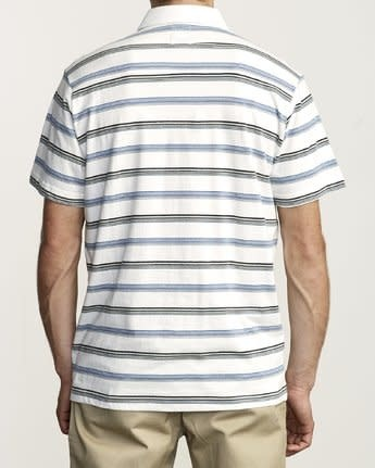 RVCA Merced Polo Shirt-3