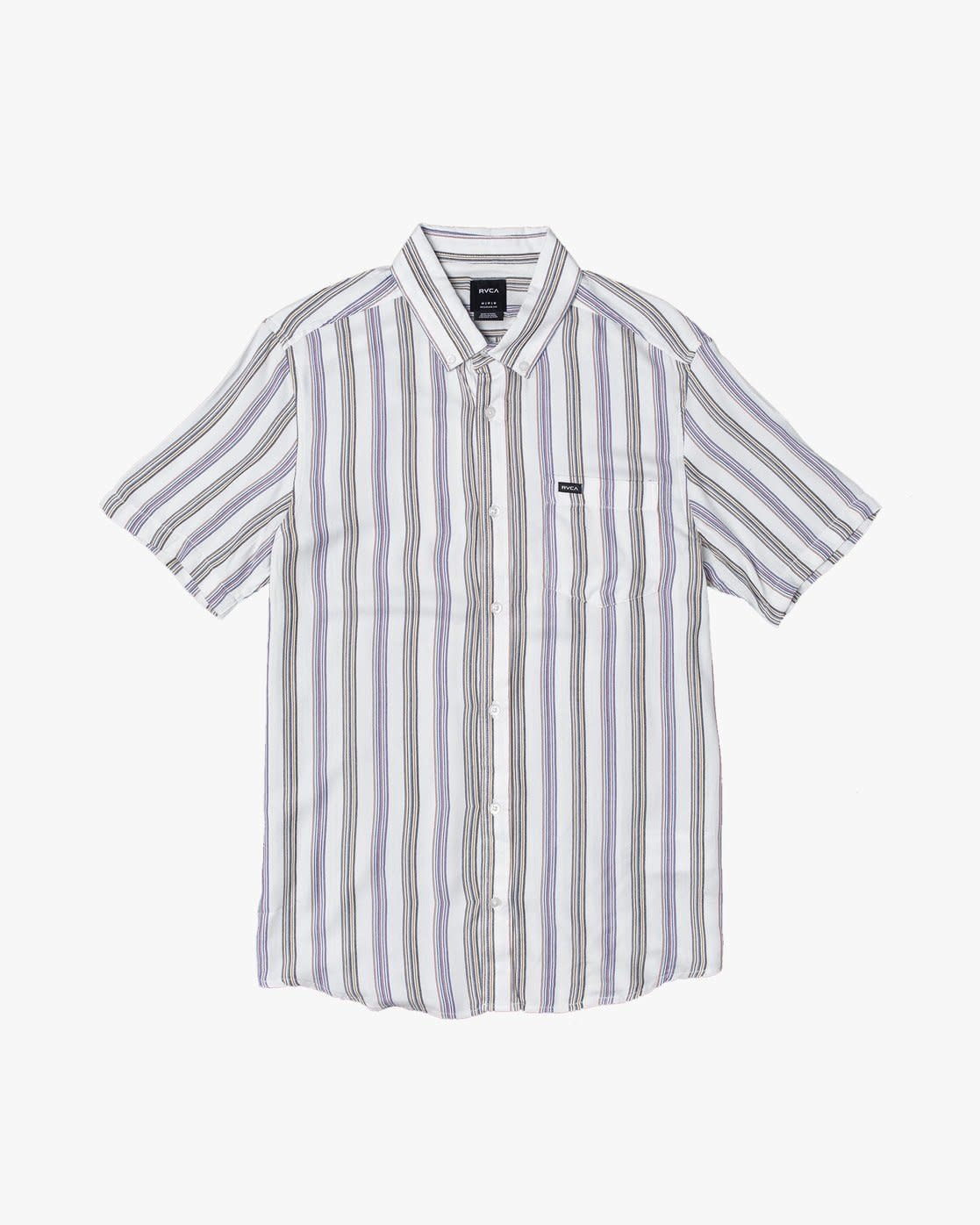 RVCA Merced SS Shirt-1